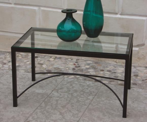 tavolini in ferro battuto ceart per interno ed esterno ...